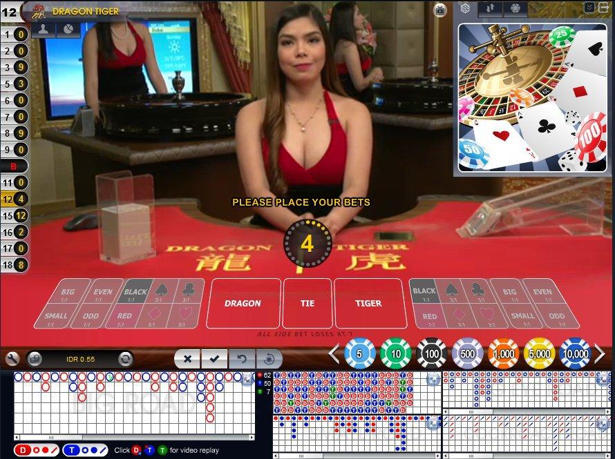 Live Dealer Casino Online Smartphone iOS Android Terpercaya