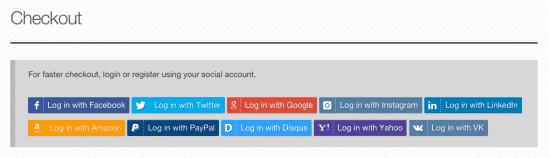 Social Login 2.3.3 Extension For WooCommerce - Get Lot