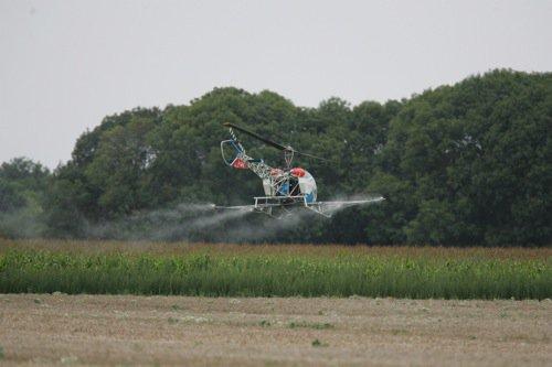 Épandage aérien : ces pesticides venus du ciel - Agriculture - Basta !