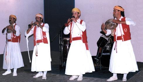 Le tbal ou la musique de Kerkennah
