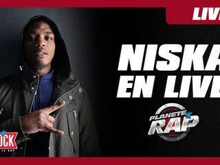 Niska en live dans Planète Rap ! #Zifukoro - Vidéo Skyrock
