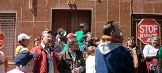 Une famille expulsée chaque quart d'heure en Espagne