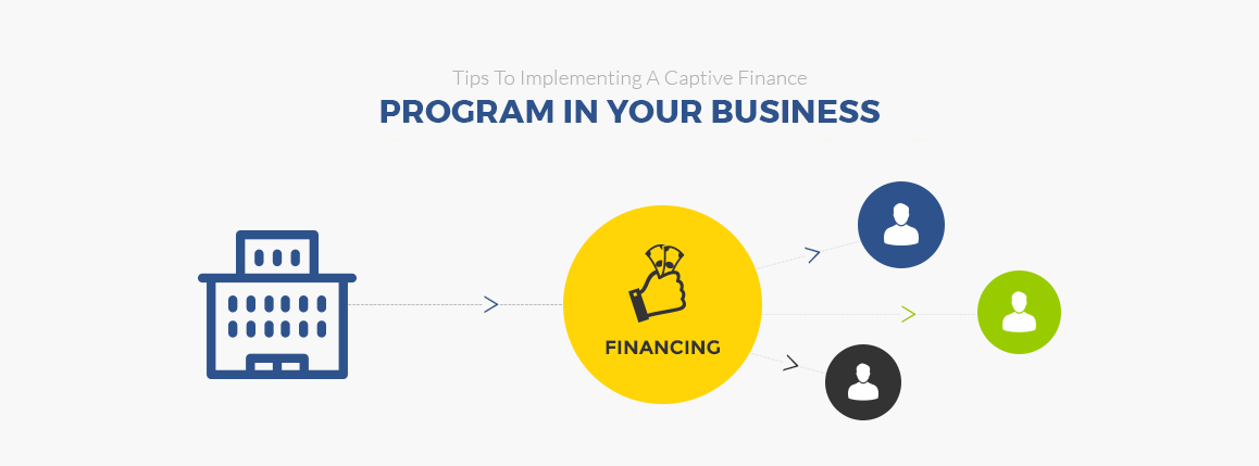 Tips to implementing a captive finance program in your business