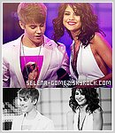 . Mardi 28 Juin : Selena donnant une interview...