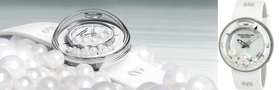 BEAUTY LICIEUSE: [CONCOURS BLOGANNIVERSAIRE 4 ANS #2] - 1 montre AquaSphère Pearls TechnoMarine d'une valeur de 700¤ à gagner