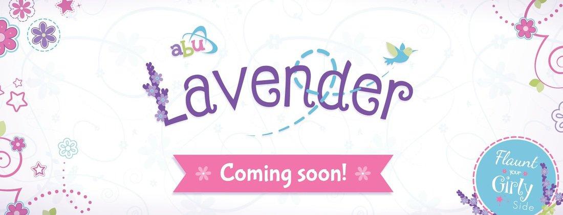 Nouvelle couche ABU Lavender !