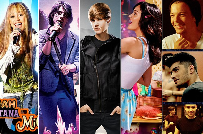 Billboard - News - Miley Cyrus, JoBros, Justin Bieber, Katy Perry, One Direction: Whose 3D Film Is Best?