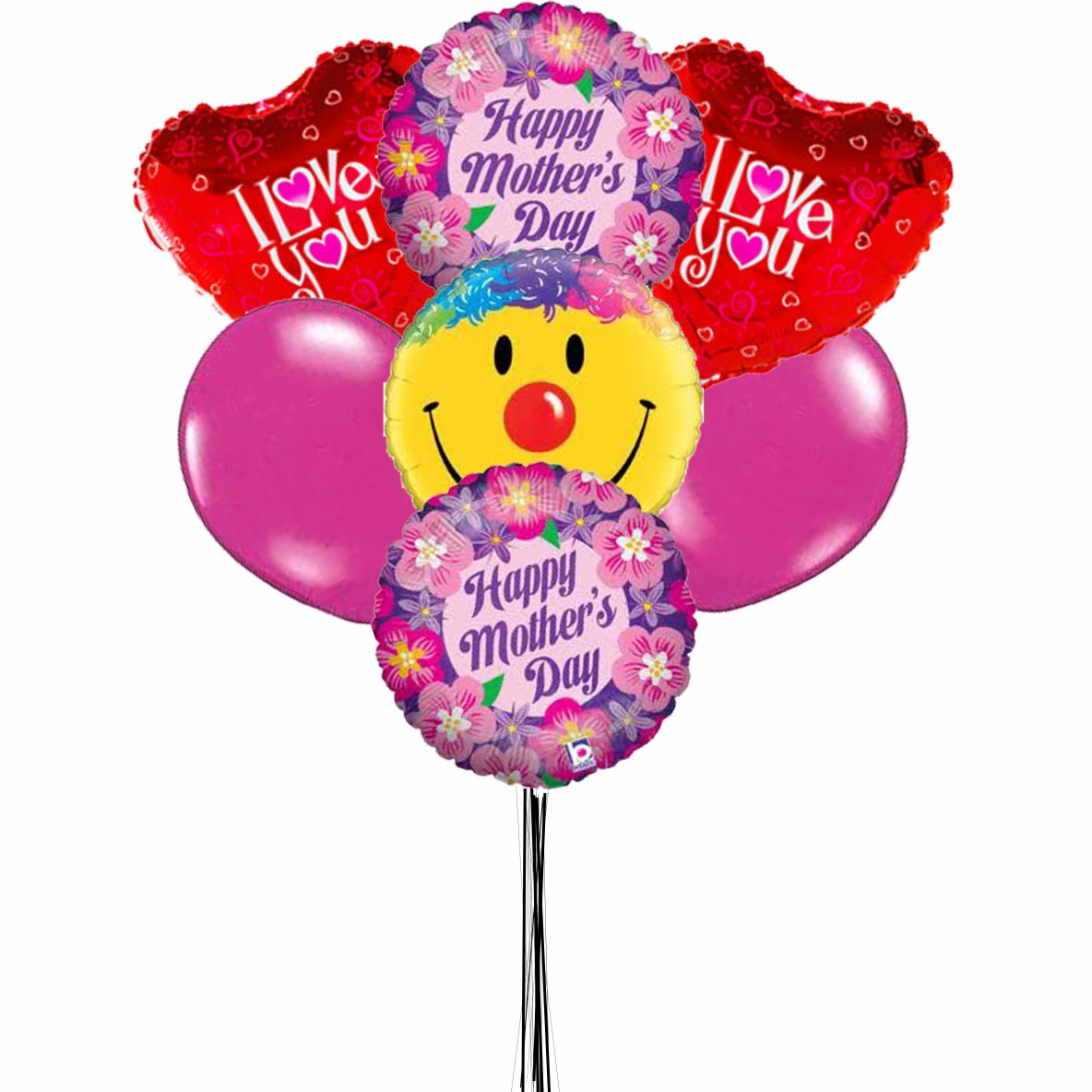 Mothers Day Balloons Delivery – Giftblooms