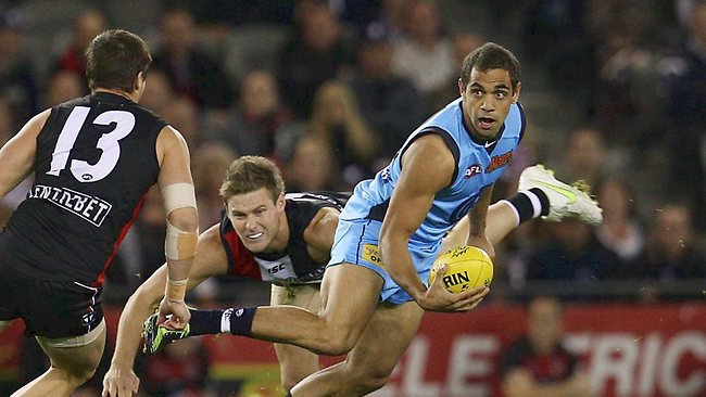 AFL Premiership Live – Round 16 – Carlton vs St Kilda – 6th July