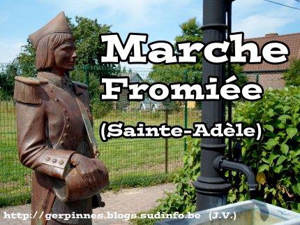 Marche à Fromiée : Sainte-Adèle - Programme - Sudinfo - Gerpinnes