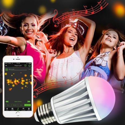 Top 5 Best Smart LED Light Bulb Controlled With iPhone or iPad