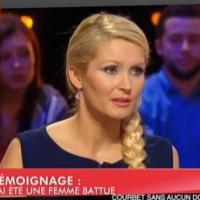 Morandini Zap: Tatiana-Laurens témoigne de son passé de femme battue chez Julien Courbet