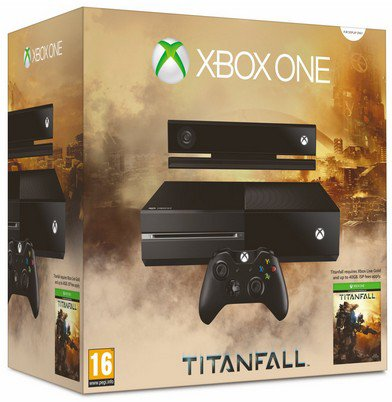 iPodder Blog » Xbox One UK Price Drops to £399.99 + Free 'Titanfall'