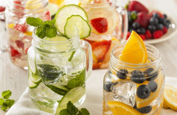 8 Amazing Infused Water Recipes To Drink Instead of Soda - Healthy Food Society