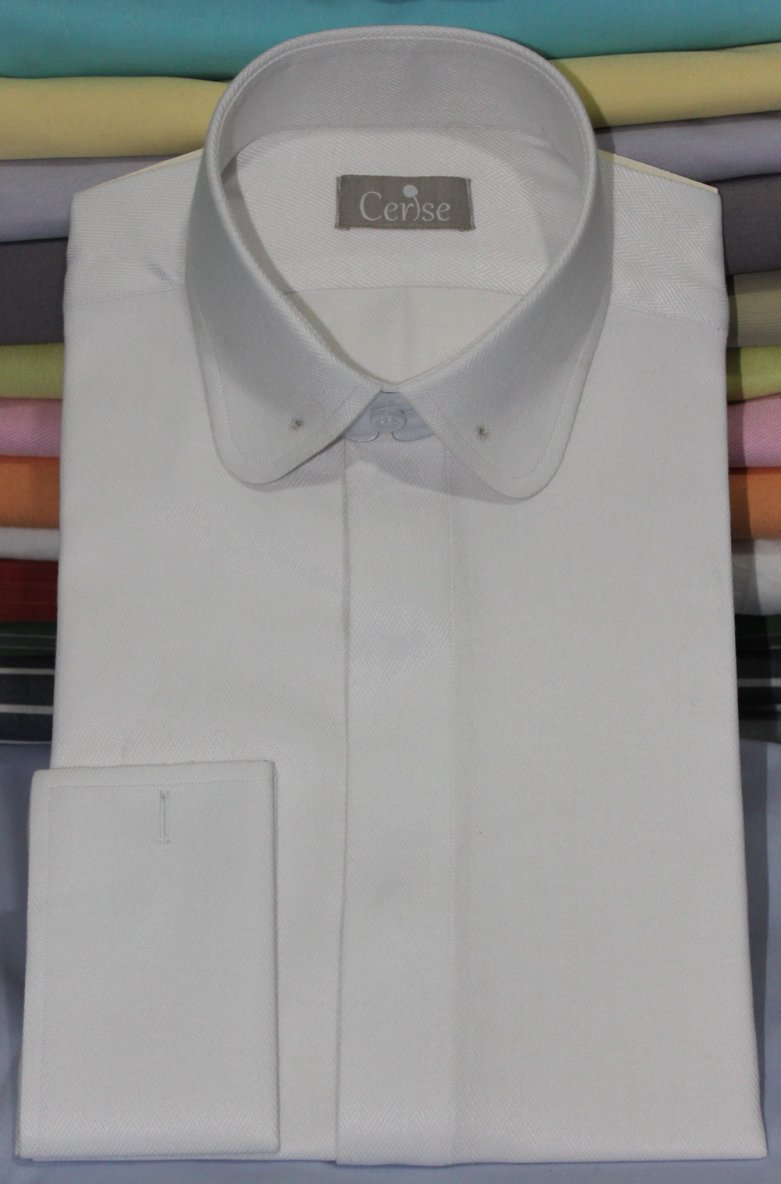 White Dress Shirts For Men