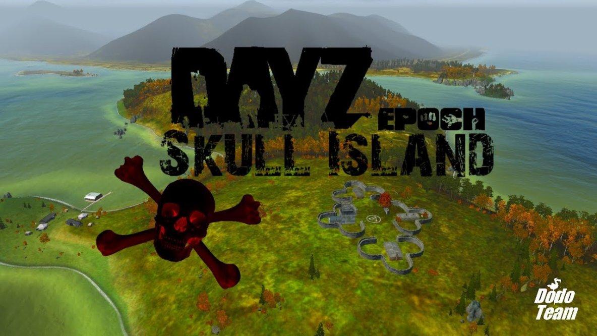 DayZ Epoch - Skull Island