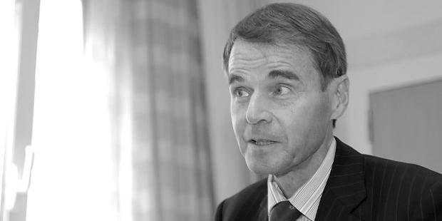 Nous apprenons le décès du Baron Tony Vandeputte, l'ancien administrateur délégué de la FEB - Last night in Orient