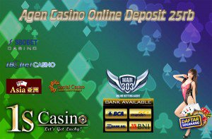Agen Casino Online Deposit 25rb | Main303