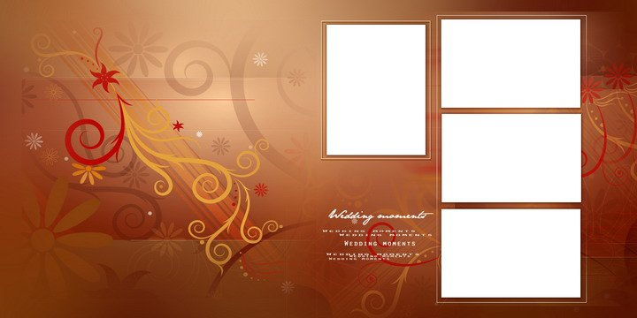 3D styles background wedding psd free download - photoshoptravel's ...