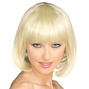 Perruque Broadway Blonde de Luxe