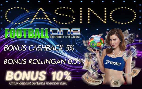 Agen Judi Resmi Casino Online