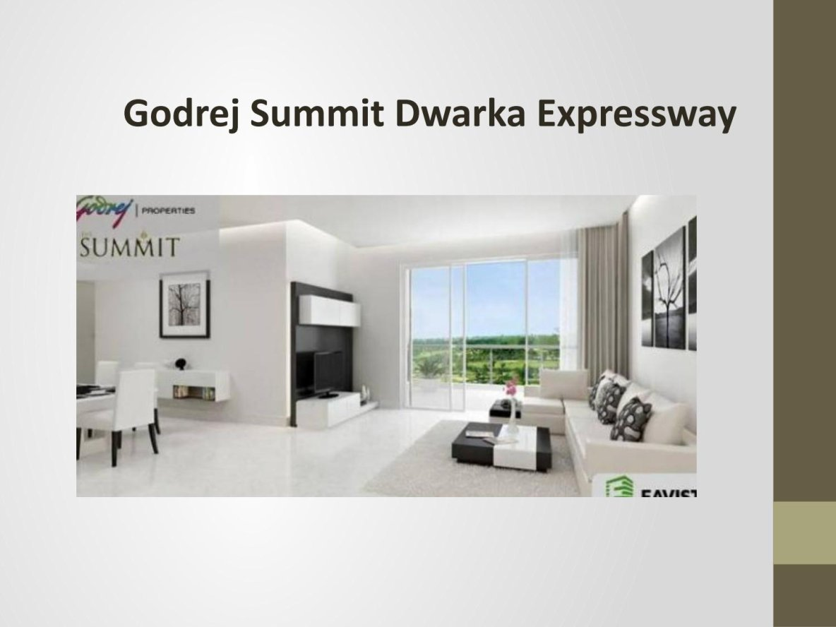 Godrej Summit Floor Plan