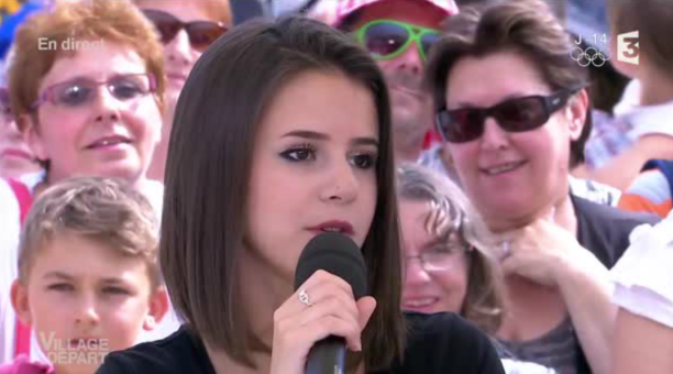 Après son clash, Marina Kaye s'explique sur ses propos sur Louane (VIDEO) Actu - Télé 2 Semaines