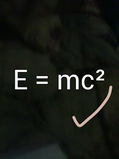 Science and culture: Mass energy transformation equation of Einstein