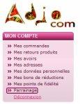 Parrainage et fidélité - Adjocom