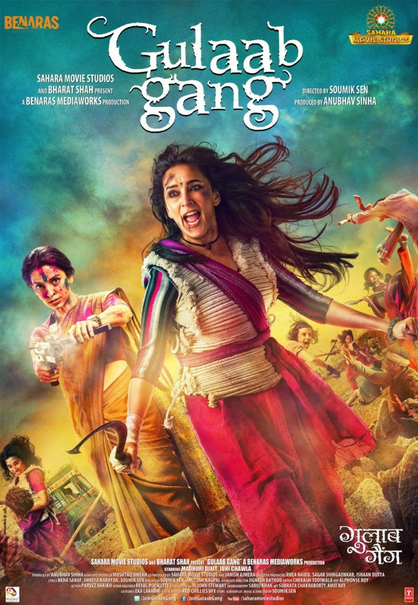 Gulaab Gang 2014 - Watch Hindi Movies Online Free