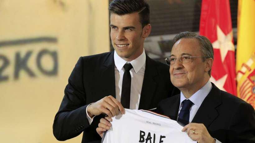 La pression, Cristiano Ronaldo, ses ambitions: les premiers mots de Gareth Bale au Real Madrid