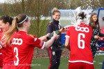 Les équipes B et U14 de notre Section Féminine sont championnes ; l'équipe C monte en D2