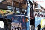 Sécurité routière : 1 mort et 35 blessés à Constantine suite à un accident d'un bus