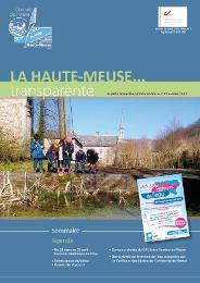 Le barrage-écluse de La Plante, au programme des Journées Wallonnes de l'Eau  ;)