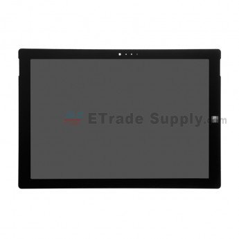 Microsoft Surface Pro 3 LCD Screen and Digitizer Assembly - Black - ETrade Supply