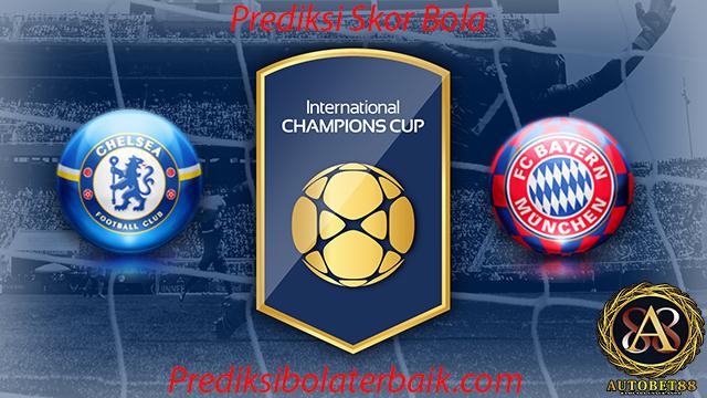 Prediksi Chelsea vs Bayern Munchen 25 Juli 2017 - Prediksi Bola