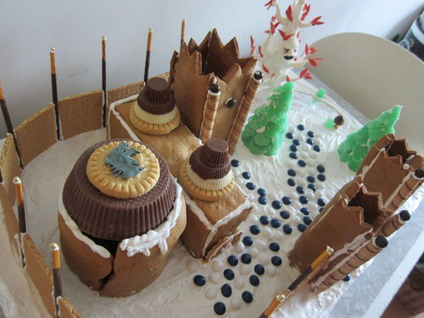 Gingerbread Is Coming To Winterfell