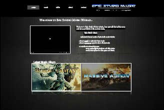 Epic Music for Videos games, movies and trailer. | Wix.com