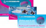Saut en parachute, chute libre en tandem & Formation PAC à Laon entre Lille, Paris et Reims - Flytandem