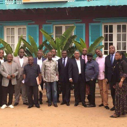 Le Front Citoyen est cree pour empêcher un 3eme mandat à Joseph Kabila.