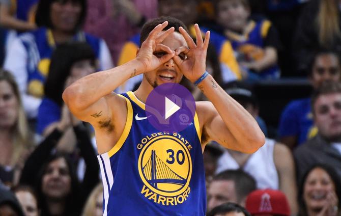 NBA - Le Top 50 des shoots impossibles de 2017 !
