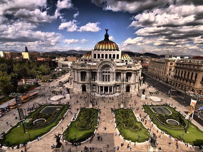 Palais des beaux-arts de Mexico