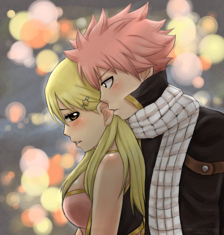 N-Natsu? by ~Exotic-Rabbit on deviantART