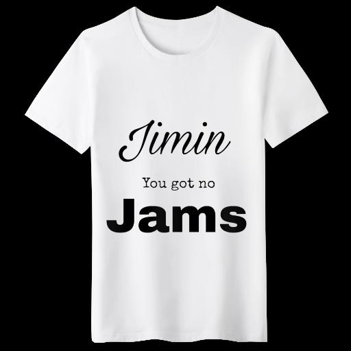 Jimin you got no jams