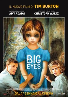 (Streaming e Download) Big Eyes Film Completo Online 2014 - SUB ITALIANO