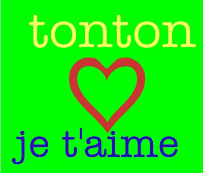 ♥ tonton ♥