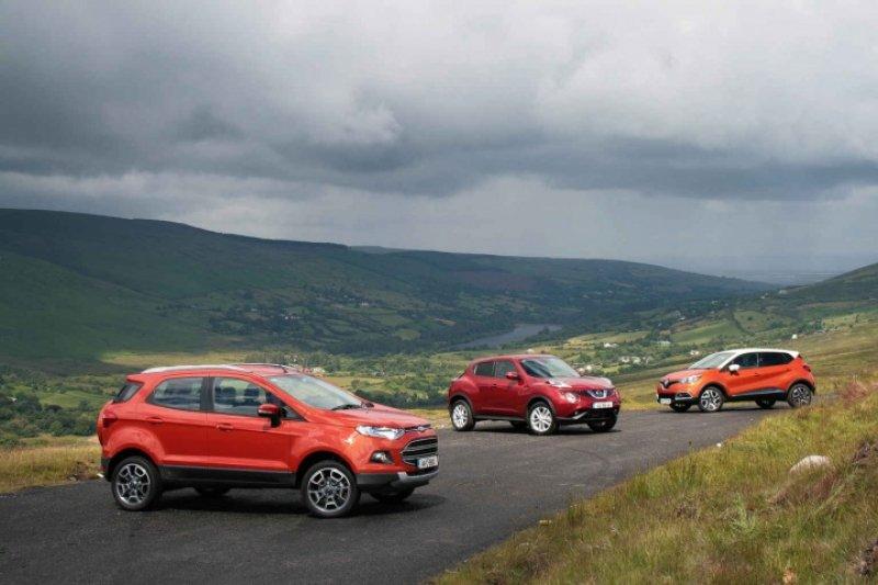 U.S. car sales slowing while European car sales stay high