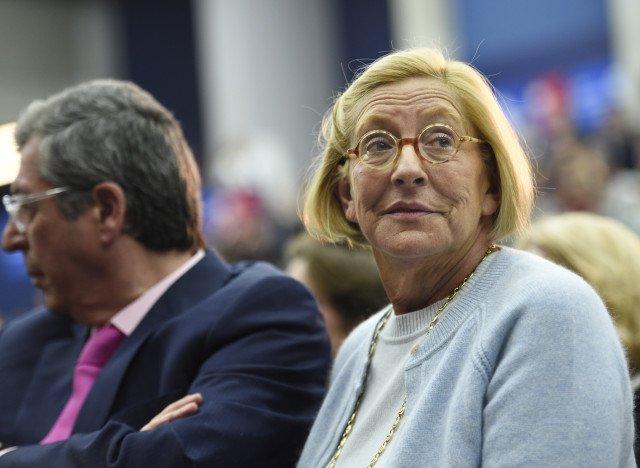 Elle ne veut plus que Levallois soit jumelée avec Molenbeek