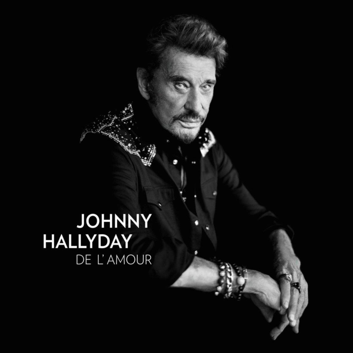 Ecoutez « Une vie à l'envers » de Johnny Hallyday, écrit par Vincent Delerm