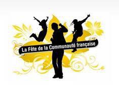Fête de la Communauté culturelle française de Belgique aujourd'hui le 27 septembre La Fête de la Fédération Wallonie-Bruxelles - - Nandrin